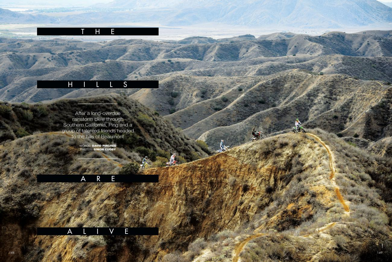 In The Mag, On The Web: The Hills are Alive