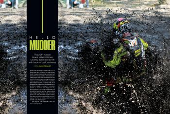 In The Mag, On The Web: Hello Mudder
