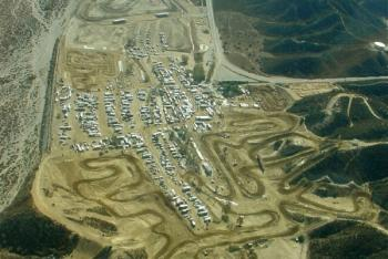 Track Layout Completed for Glen Helen
