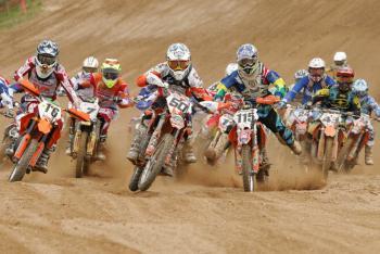 Jr. Motocross World Championship Team Announced