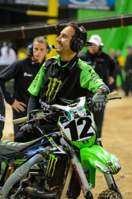 Dana Wiggins, Jake Weimer's mechanic.