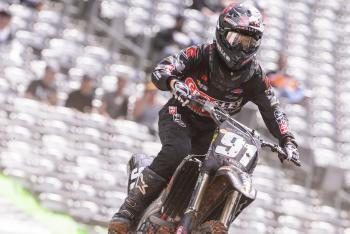 Between the Motos: Brandon Parrish