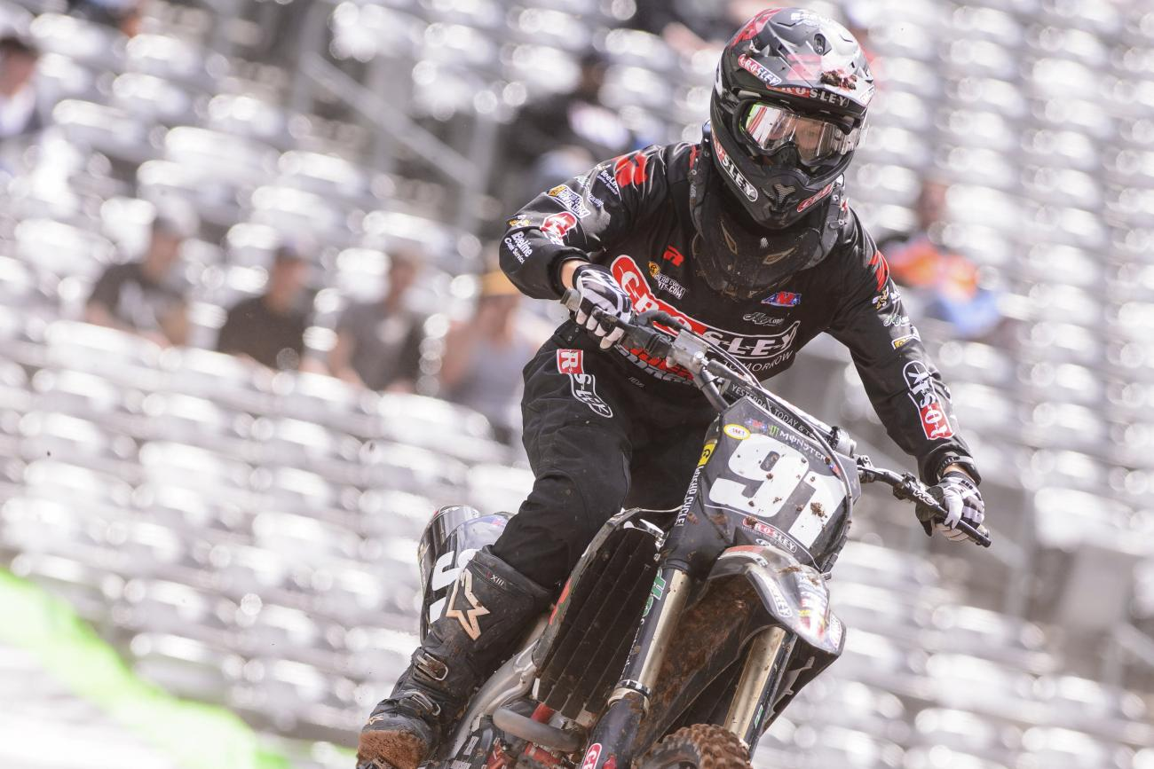 Between the Motos: Brandon Parrish
