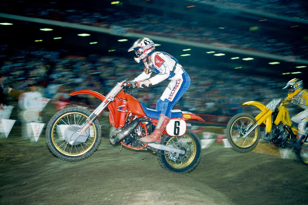 The List: Ye Olde Supercross Obstacles
