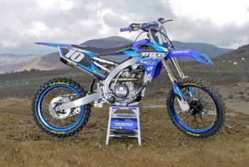 Dr. D 2014 Yamaha YZ250F