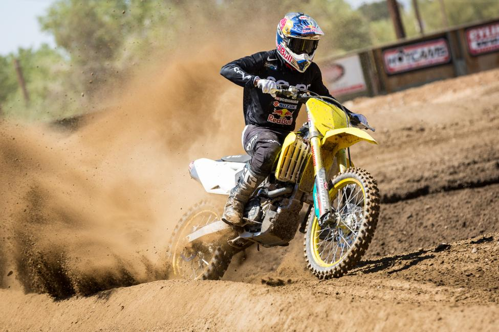 Both think James Stewart will be strong as well. Photo: Matt Francis
