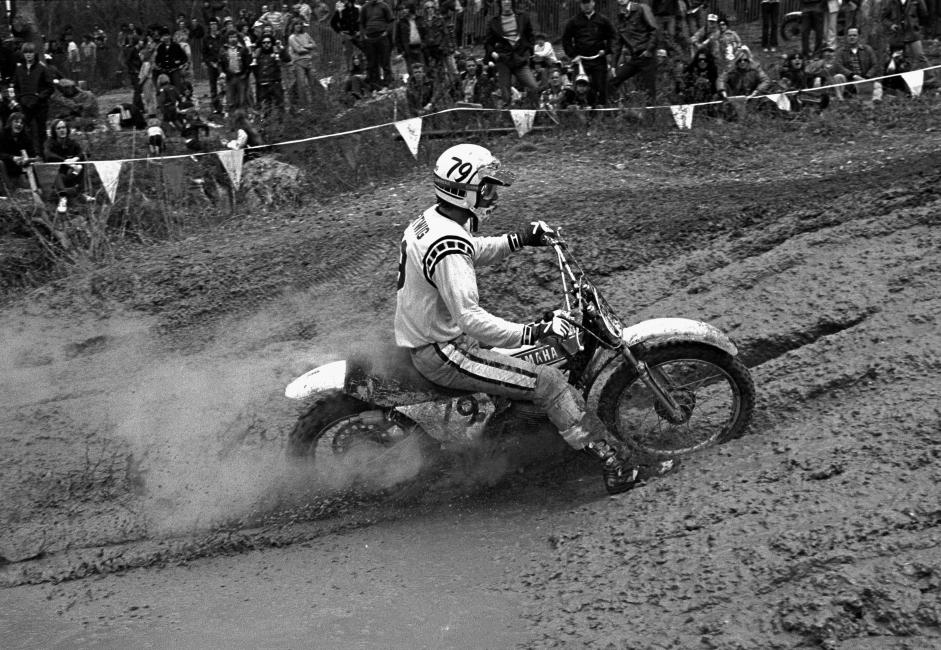 Mike Hartwig racing at Appalachia Lake the same year.Photo: Jim Gianatsis / FastDates.com