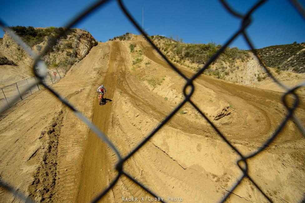 Lucas Oil Pro Motocross makes its return to Glen Helen next weekend.  Photo: Simon Cudby