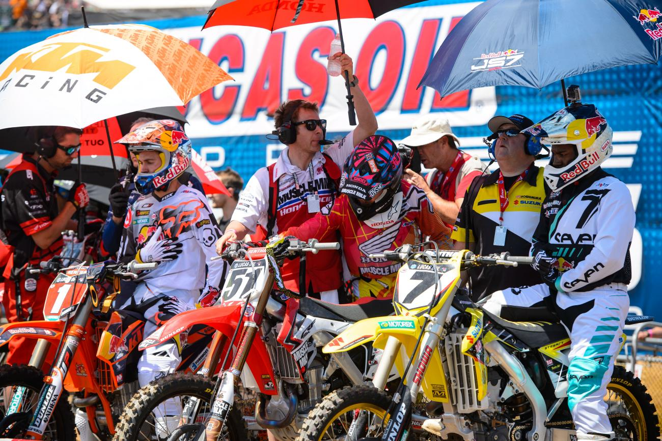 Racer X MX Preview: Episode 1 - The Series