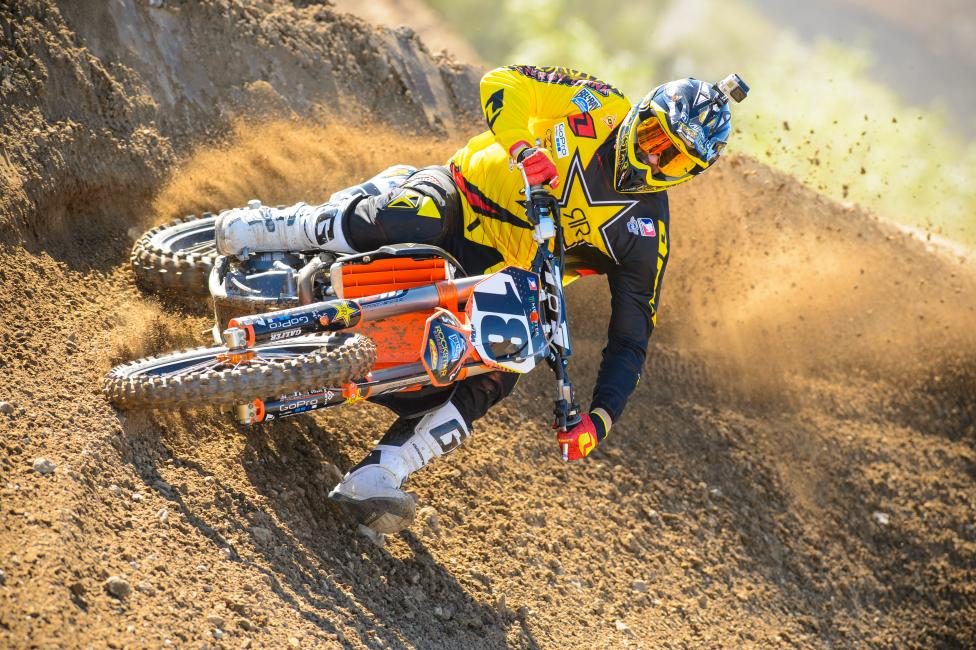 After missing all of supercross, Davi Millsaps is returning for Lucas Oil Pro Motocross. Photo: Simon Cudby