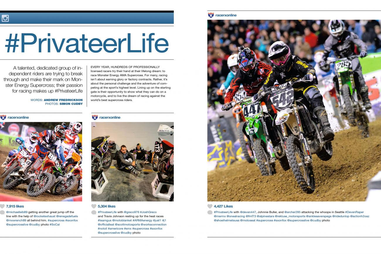 In The Mag, On The Web: #PrivateerLife