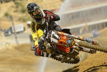 Stats and Notes: Glen Helen
