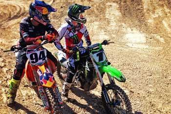 How to Practice Motocross