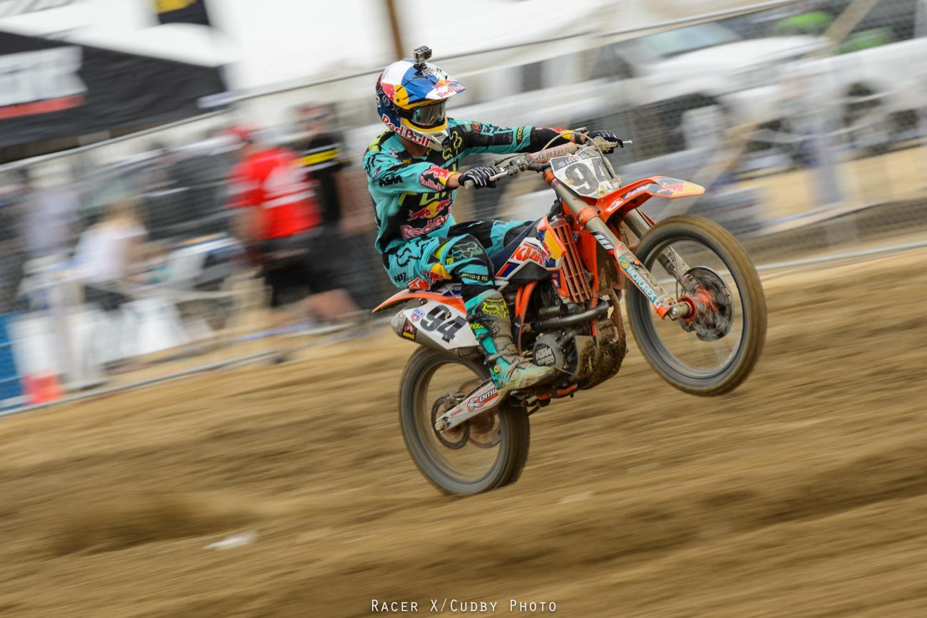 Glen Helen Press day Gallery