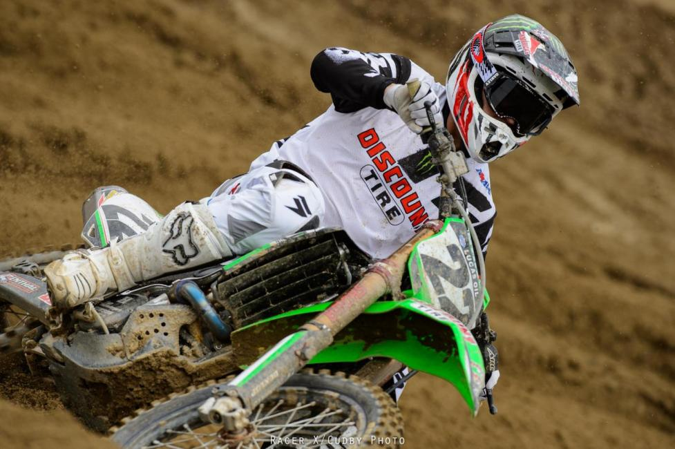 Chad Reed and Lucas Oil Pro Motocross both make their return to Glen Helen tomorrow.