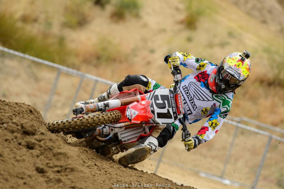 Can Justin Barcia challenge Dungey or Stewart for a title this year?