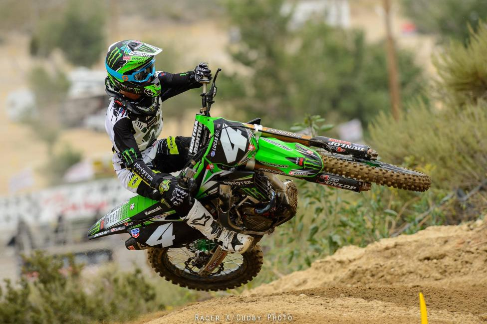 Baggett is seeking his second 250MX title.