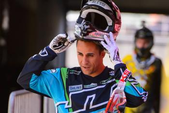 Alessi Out For Glen Helen