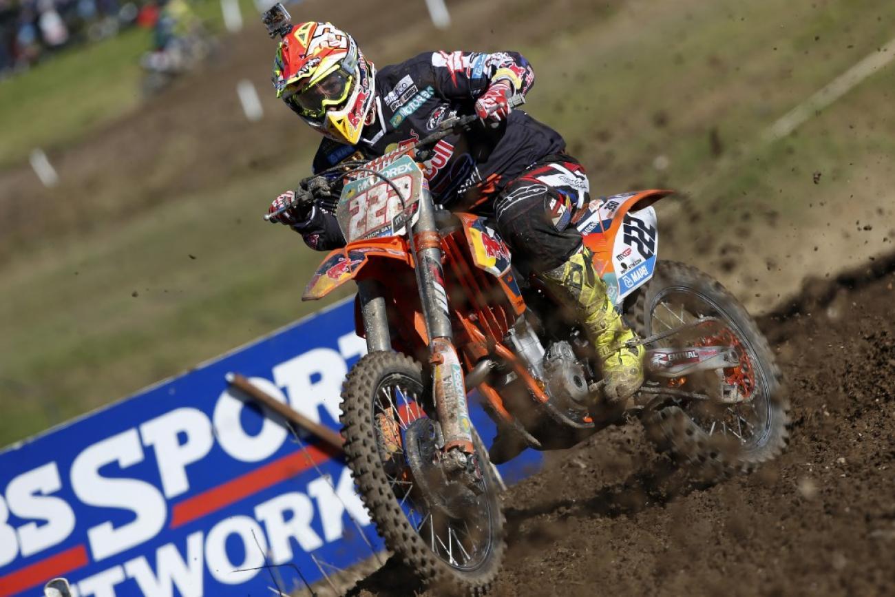 Race Report: MXGP of Great Britain