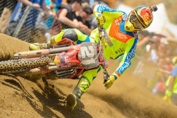 Sign of the (Lap) Times: Glen Helen