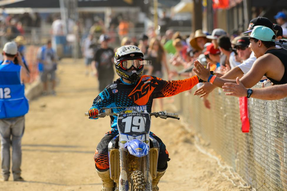 Jeremy Martin was on another level at The Helen.