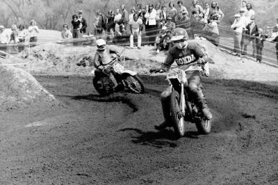 California motocross legend