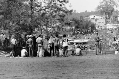 Forty years ago the Hangtown Classic was held in Plymouth, not far from today's Rancho Cordova track but a world away as far as the sandy soil compared to the current hard pack. (#45 Billy Grossi was your 250 winner.)
