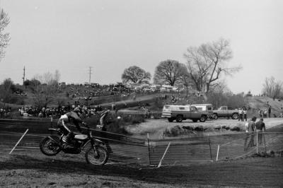 Rich Eierstedt was one of Honda's three factory riders in the 250 class that were hoping to knock off Honda's old captain Gary Jones for the 250 title after he went to Can-Am during the off-season.