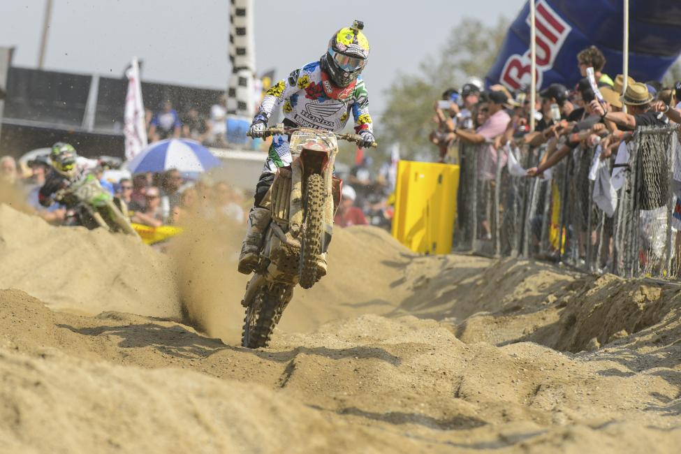 Can Justin Barcia enter the title picture this weekend at Hangtown? Photo: Simon Cudby