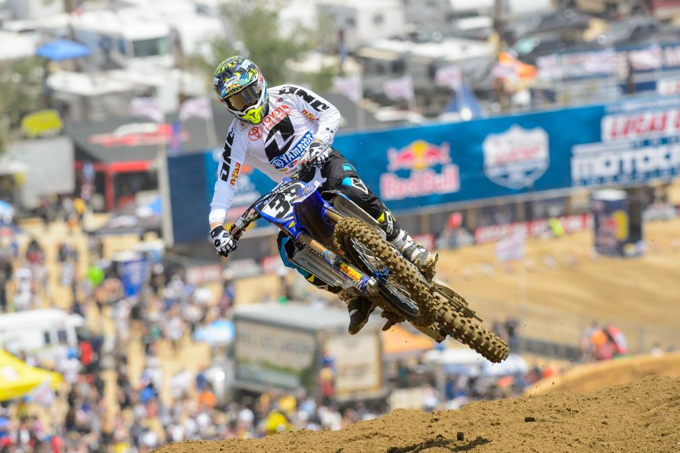 Can Grant carry his momentum from Glen Helen to Hangtown? Photo: Simon Cudby