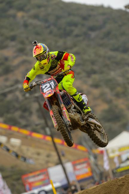 Seely proved to be a player at Glen Helen. Will it continue at Hangtown? Photo: Simon Cudby