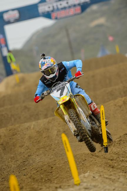 Stewart will be making adjustments heading to Hangtown.  Photo: Simon Cudby