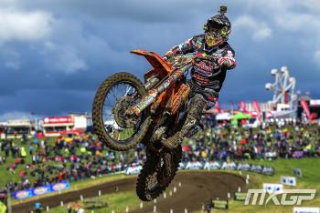 Cairoli, Herlings Top Qualifying in France