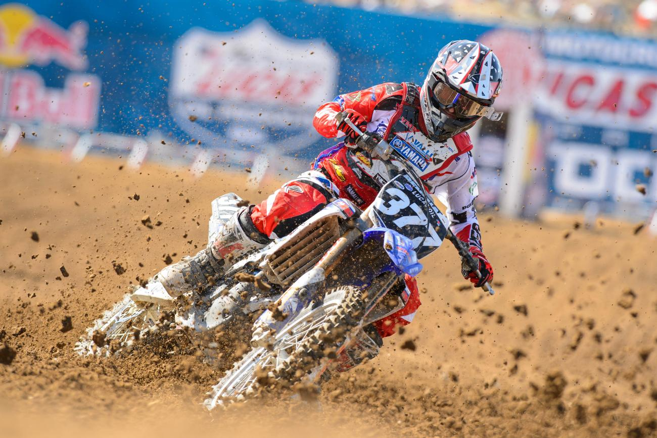 Sign of the (Lap) Times: Hangtown