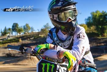 Nate Adams Out for X Games