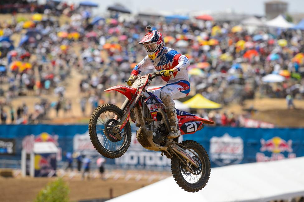 The results didn't tell the whole story in regards to Cole Seely.  Photo: Simon Cudby