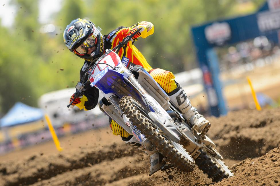 Jeremy Martin is a perfect 4-0 in 2014.  Photo: Simon Cudby