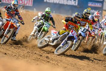 Results: GoPro Hangtown Motocross Classic