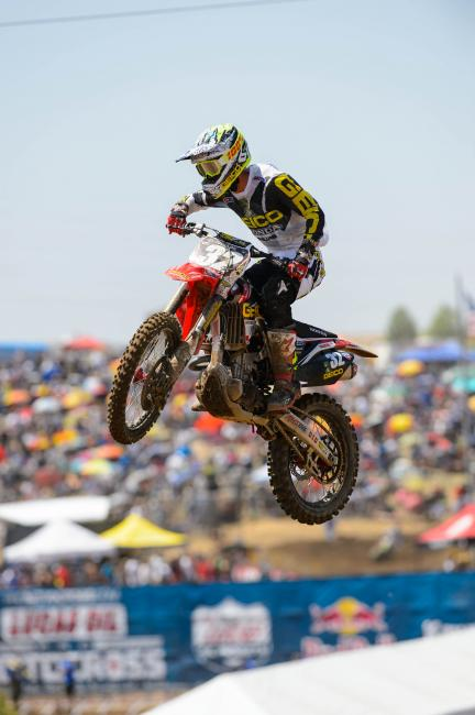 Will Justin Bogle be the one to stop the Yamaha train?