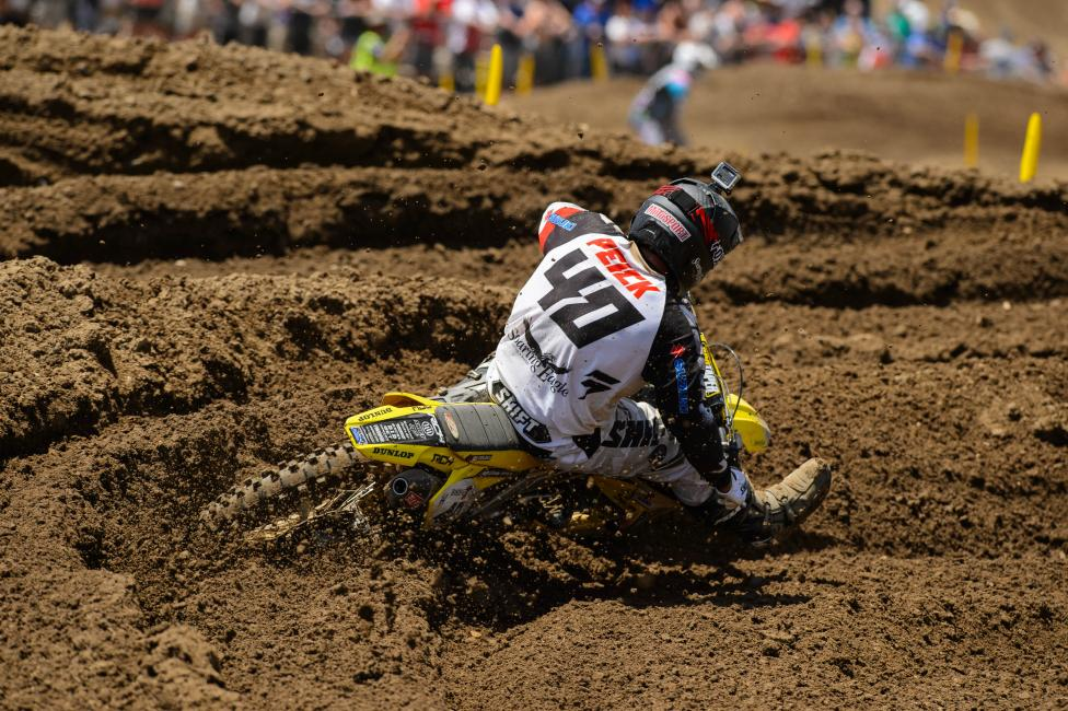 What is the ceiling for Weston Peick?