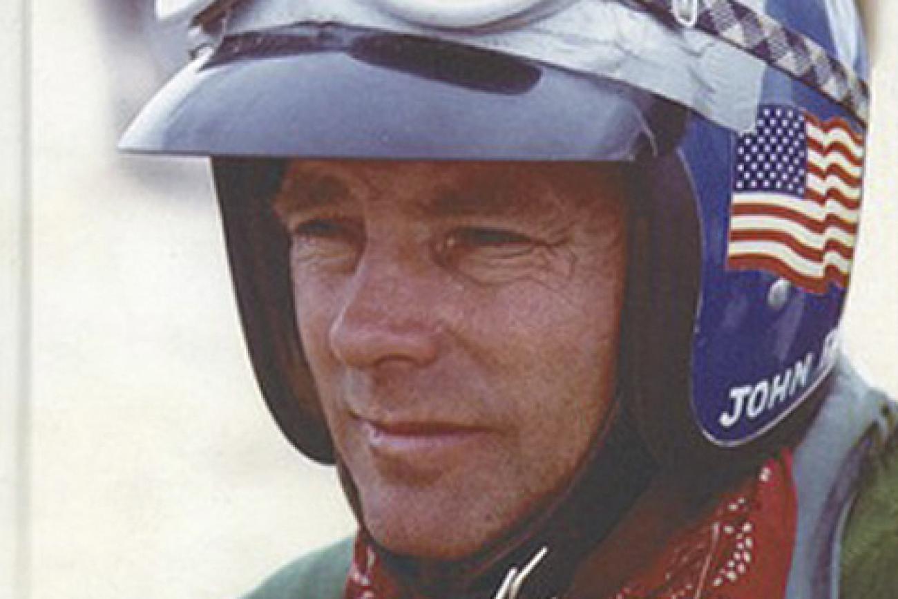 Between the Motos:  Todd Huffman