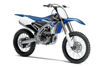 Yamaha Unveils 2015 YZ Line