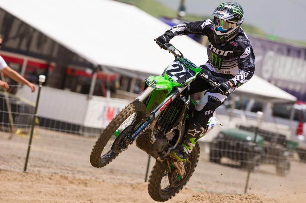 Brett Metcalfe looks to get back to the podium this weekend.  Photo: John Honson