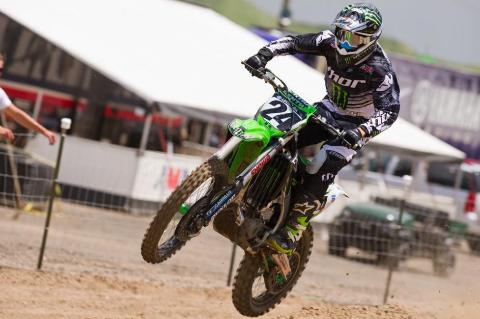 Brett Metcalfe looks to get back to the podium this weekend. Photo: John Honson