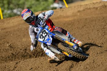 Josh Grant on Holeshot Radio