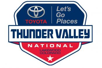 Results: Toyota Thunder Valley National