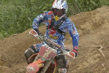 Russell Reclaims GNCC Points Lead