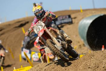 Justin Barcia (Ankle) Out for Season