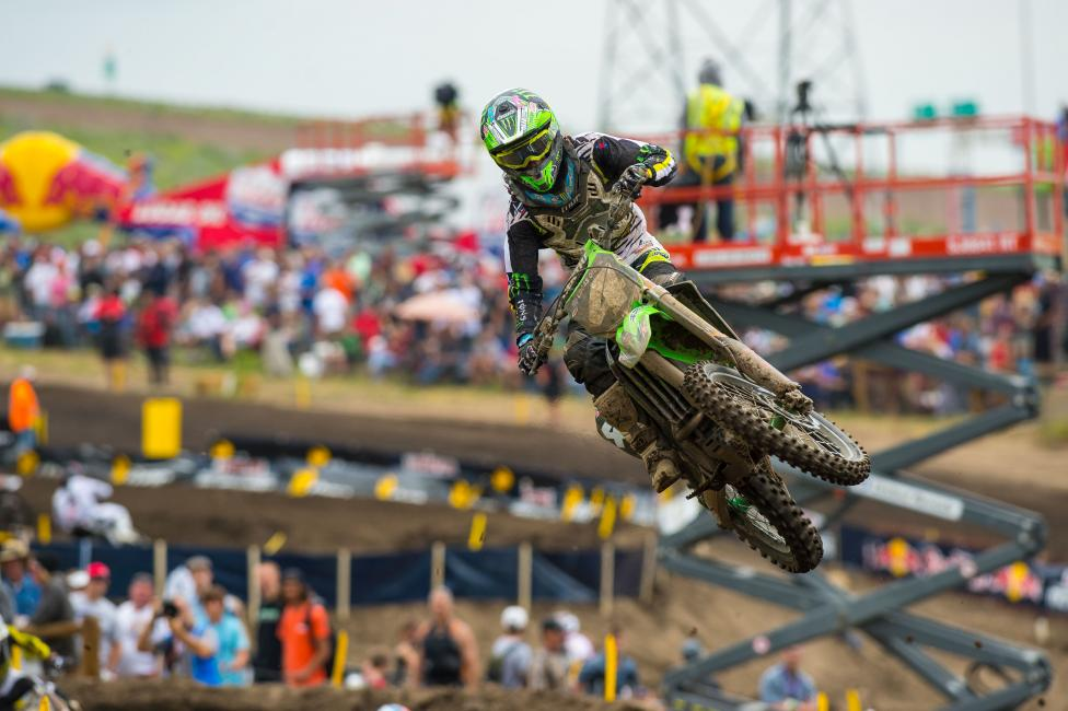 Is this the Blake Baggett we should expect to see going forward? Photo: Simon Cudby