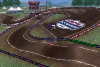 Animated Track Map: High Point